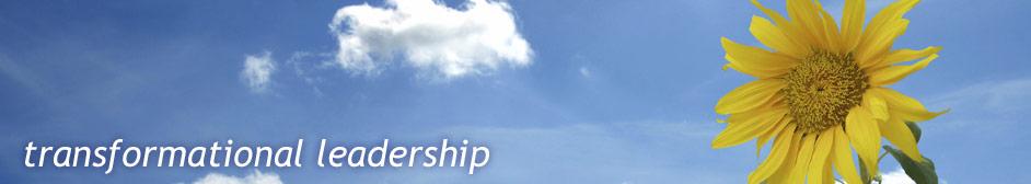 transformational leadership behaviors